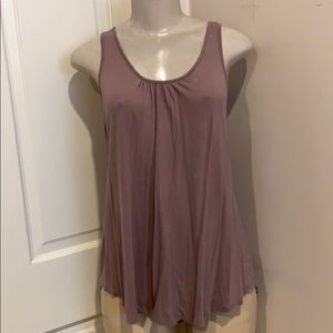 Tresics long loose top size small